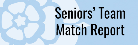Seniors' Match Report