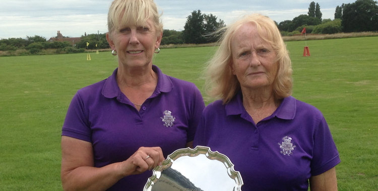 Foursomes Meeting Winners 2016