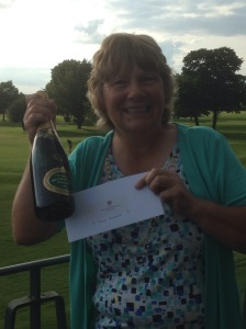 Jo Youngs Hole in One