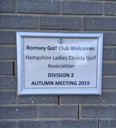 Romsey sign